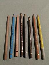8 Misc Artist Colored Pencils - Polychromos, Pablo, Cretacolor, Derwent, Stabilo