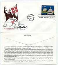 2532 Switzerland Artmaster  FDC