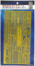 Hasegawa QG45 721456 USS Gambier Bay Photo Etched Parts Super 1/350 scale