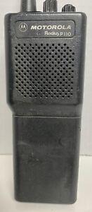 Motorola Radius P110 Radio. Untested.