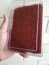 original Premium Grade 1 Saffron Threads - %100 Pure All Red Saffron New Season