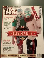 Hot Press Vol 35 Issue 24 Rubber Bandits Christmas/new year bumper Issue