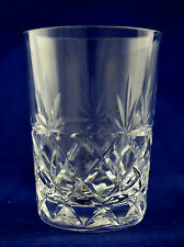 """Royal Brierley """"BRUCE"""" Whiskey Glass - 8.8cms (3-1/2"""") tall"""