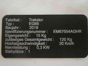 Typenschild Anhänger 60 X 30 gelasert Text frei wählbar selbstklebend ALUMINIUM