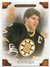 11/12 PARKHURST CHAMPIONS RENDITIONS COLOR Ray Bourque #143