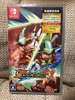 Mega Man Zero/Zx Legacy Collection Nintendo Switch Rock man from Japan