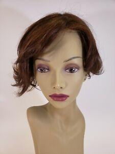 Gabor Pixie Short KanKelon Personal Fit Wig Reddish Brown