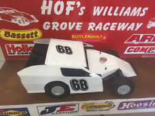 R/C 1/10 DIRT OVAL MIDWEST MODIFIED BODY KIT FOR SHORT COURSE TRUCKS K1003-SC
