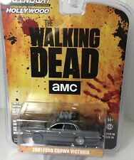 Greenlight ** The Walking Dead **The Governors Car ** Ford Victoria ** * 1/64