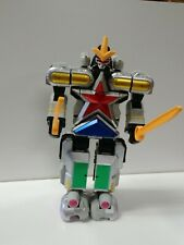 Bandai 1996 Vintage Power Rangers SUPER ZEO MEGAZORD Deluxe w Swords