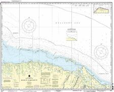 NOAA Chart Bullen Point to Brownlow Point 7th Edition 16045