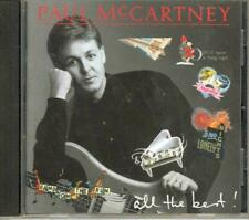 All the Best by Mccartney,Paul | CD | new and sealed