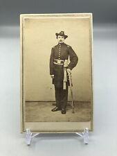 Civil War Carte de visite (Cdv) Maine Sharpshooter James Libby