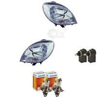 Scheinwerfer Set für Nissan Kubistar mit Blinker inkl. Lampen Motor