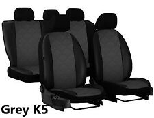 TOYOTA RAV4 Mk4 2013 2014 2015 ECO LEATHER EMBOSSED TAILORED SEAT COVERS