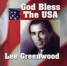 Greenwood, Lee : God Bless the USA CD