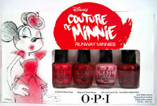 Opi Couture De Minnie Nail Polish Pick Color/Set M55-M59 New Discontinued Rare