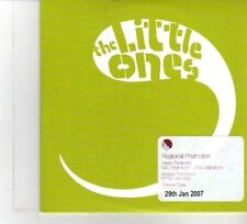 (DW358) The Little Ones, Oh, MJ! - 2007 DJ CD