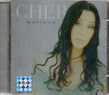 CD ALBUM 10 TITRES--CHER--BELIEVE--1998
