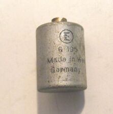 CONDENSER ( SHORT ) REPLACES BOSCH 1-237-330-035 MADE IN WEST GERMANY NOS PART