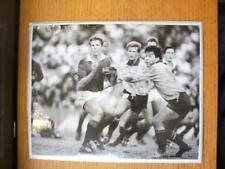 01/07/1989 British Lions Press Photo: 1st Test Match (In Sydney) - British Lion