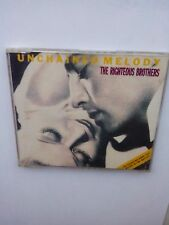 THE RIGHTEOUS BROTHERS UNCHAINED MELODY MAXI CD SINGLE 1990