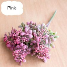 Colorful Berry flowers Artificial bouquets Home & wedding decorations