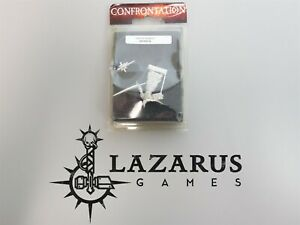 Rackham Miniatures: Confrontation - Griffin Exorcist (NiB, oop metal)