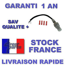 Sonde lamda SAFRANE II 2.0 16V 2.5 20V 3.0 V6 N7Q amont&aval catalyseur 4 fils