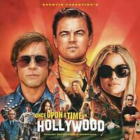Once Upon A Time In Hollywood - OST Quentin Tarantin [CD] Sent Sameday*