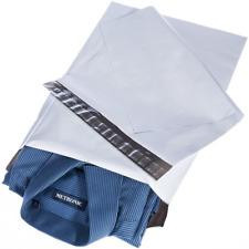 "Metronic 100 Pcs 9X12"" White Poly Er Envelopes Shipping Bags With Self Adhesive,"