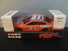 Cody Ware 2017 Clemson University CHAMPIONS 1/64 NASCAR Monster Energy Cup