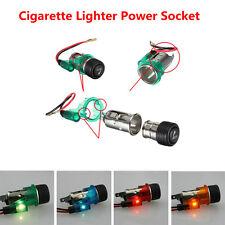 Motorcycle Car Boat Cigarette Lighter Power Socket Plug Outlet Waterproof Cover