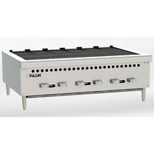 Vulcan Charbroiler Vcrb36 Restaurant Series Gas Radiant Charbroiler 36w