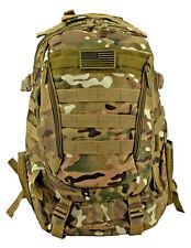 Tactical Urban Backpack Turtle Pack MULTICAM EastWest EDC Survival Hiking Pack*