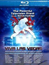 Elvis Viva Las Vegas Blu-Ray Disc Rare Music Beyonce Bon Jovi Sinatra Toby Keith