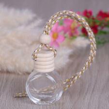 Voiture 8ml suspendu vide bouteilles de parfum en verre pendentif ornementTAFRTA