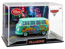 Disney Store Cars 2 Fillmore Die Cast Car In Collector's Case
