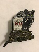 Stephen King Pet Sematary Gage Creed Enamel Lapel Art Pin Horror Movie Mondo