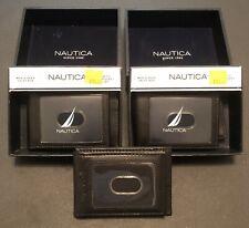 Nautica Front Pocket Wallets No Reserve