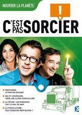 C'EST PAS SORCIER : NOURRIR LA PLANETE - DVD NEUF SOUS CELLO