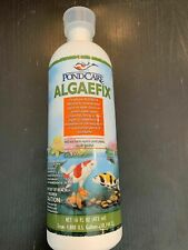 API PondCare Algaefix Pond Water Conditioner 16 Ounce Bottle MM-169B NEW