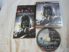 Dishonored PlayStation 3 PS3 Complete W/ Manual