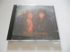 """Baltimoore """"Thought for food"""" Rare cd Hawk records Kotzev Lodin"""