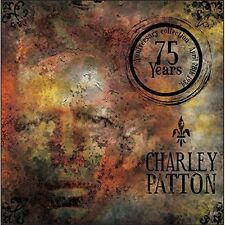 CHARLEY PATTON-75 YEARS ANNIVERSARY COLLECTION 3 CD+DVD NEW+