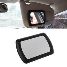 Black Clip on Car Sun Visor Vanity Mirror Sun-shading Cosmetic Mirror Automobile