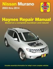 Nissan Murano (2003-2014) Haynes Repair Manual (USA)