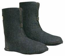 Lacrosse Replacement Wool Felt Boot Liners Dark Gray / Black Men's Size 11 90400