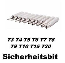 50 Bits TX TORX  T10 T20 T25 T30 T40 PZ PH aus S2 Stahl Bit Sortiment