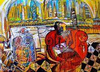 Hrasarkos (1975) - Balcon sur Manhattan